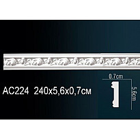 Молдинг из полиуретана гибкий AC224F
