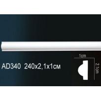 Молдинг гибкий AD340F