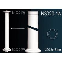 Декоративная колонна N3020-1W