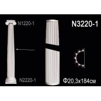 Полуколонна из полиуретана N3220-1
