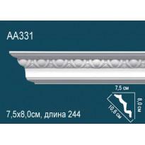 Потолочный плинтус AA331