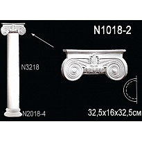 Полуколонна из полиуретана N1018-2