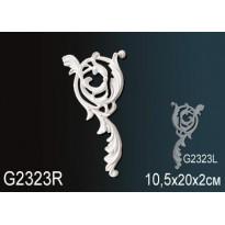 Лепной декор Перфект G2323R