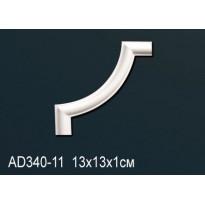 Угловой элемент Perfect  AD340-11