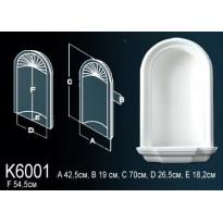 Ниша из полиуретана K6001 (рамка + ниша)