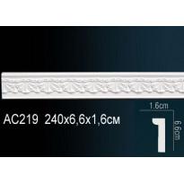 Молдинг из полиуретана гибкий AC219F