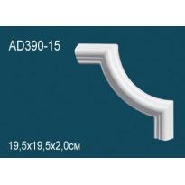 Угловой элемент AD390-15