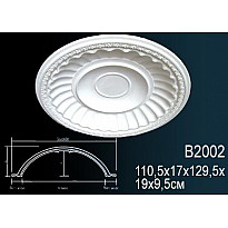 Купол полиуретановый B2002