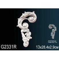 Лепной декор Перфект G2331R