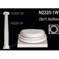 Декоративная колонна N2220-1W