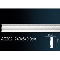 Молдинг из полиуретана гибкий AC202F