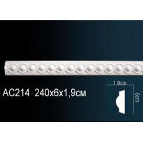 Молдинг из полиуретана гибкий AC214F