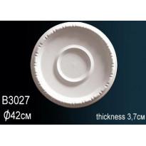 Розетка потолочная B3027