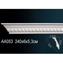 Гибкий потолочный плинтус Перфект AA053F