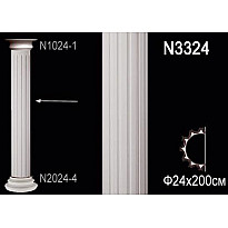 Полуколонна из полиуретана N3324