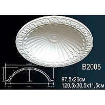 Купол из полиуретана B2005