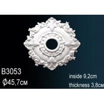 Розетка потолочная B3053