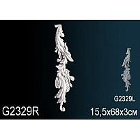 Лепной декор Перфект G2329R