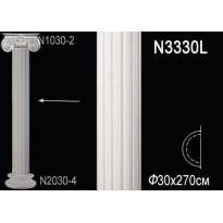 Полуколонна из полиуретана N3330L