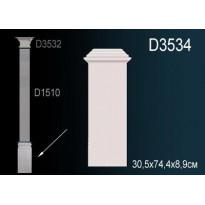 Пилястра D3534