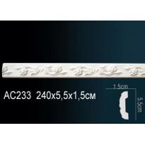 Молдинг из полиуретана гибкий AC233F