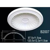 Купол из полиуретана B2007