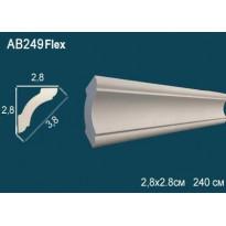 Потолочный плинтус гибкий AB249F