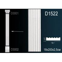 Пилястра D1522