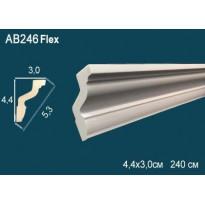 Потолочный плинтус гибкй AB246F