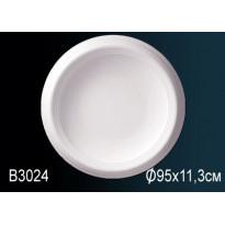 Розетка потолочная B3024