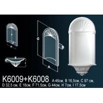 Ниша из полиуретана K6009