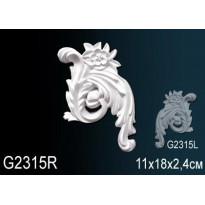 Лепной декор Перфект G2315R