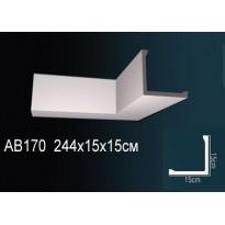 Потолочный плинтус Перфект AB170