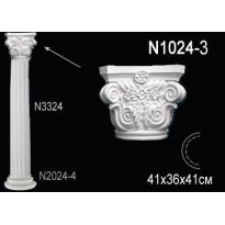Полуколонна из полиуретана N1024-1