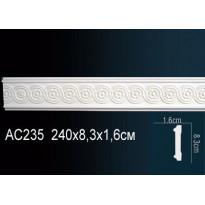 Молдинг из полиуретана гибкий AC235F
