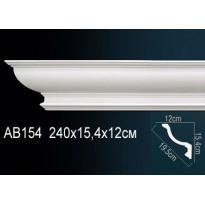 Потолочный плинтус Перфект AB154