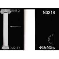 Полуколонна из полиуретана N3218