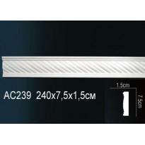 Молдинг из полиуретана гибкий AC239F
