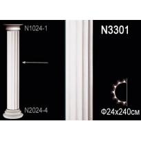 Полуколонна из полиуретана N3301