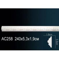 Молдинг из полиуретана гибкий AC258F