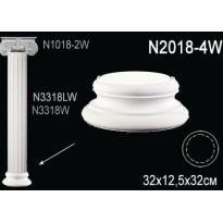 Декоративная колонна N2018-4W