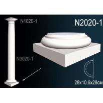 Полуколонна из полиуретана N2020-1