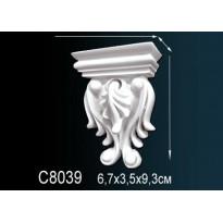 Декоративная консоль C8039