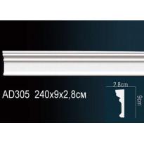 Молдинг гибкий AD305F