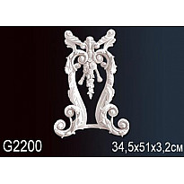 Лепной декор Перфект G2200