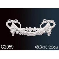 Лепной декор Перфект G2059