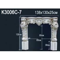 Камин K3006