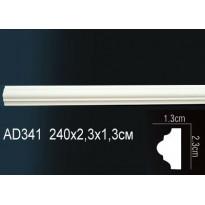 Молдинг гибкий AD341F