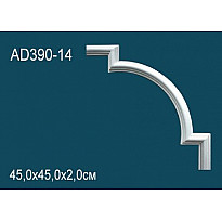 Угловой элемент AD390-14