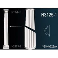 Полуколонна из полиуретана N3125-1